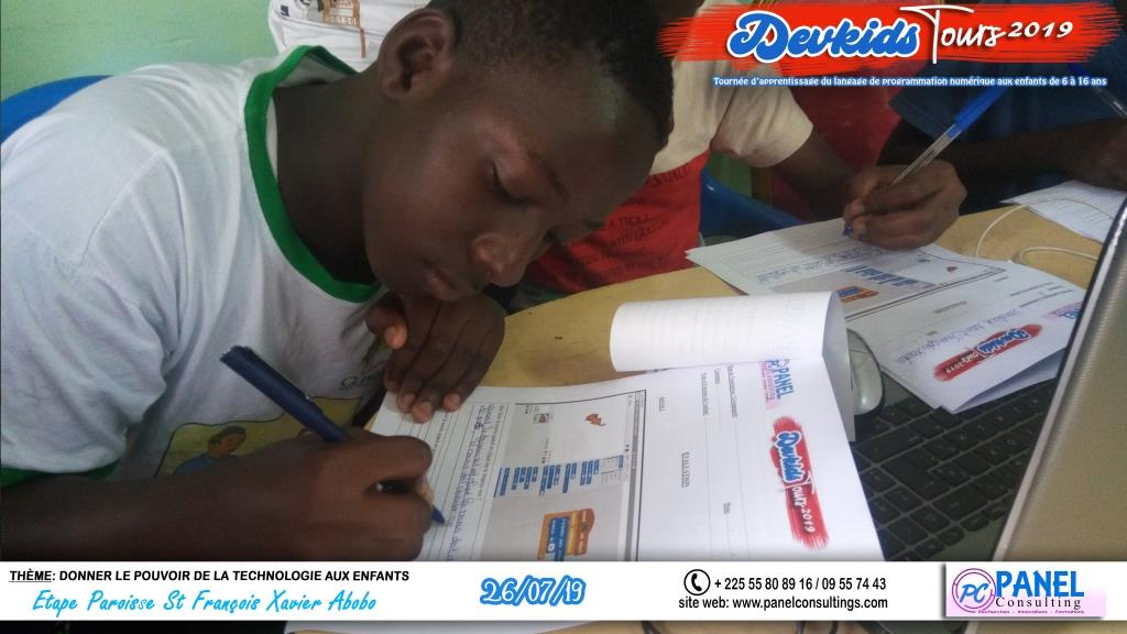 Devkids-codage abobo St Francois Xavier-panel-consulting 109-2019