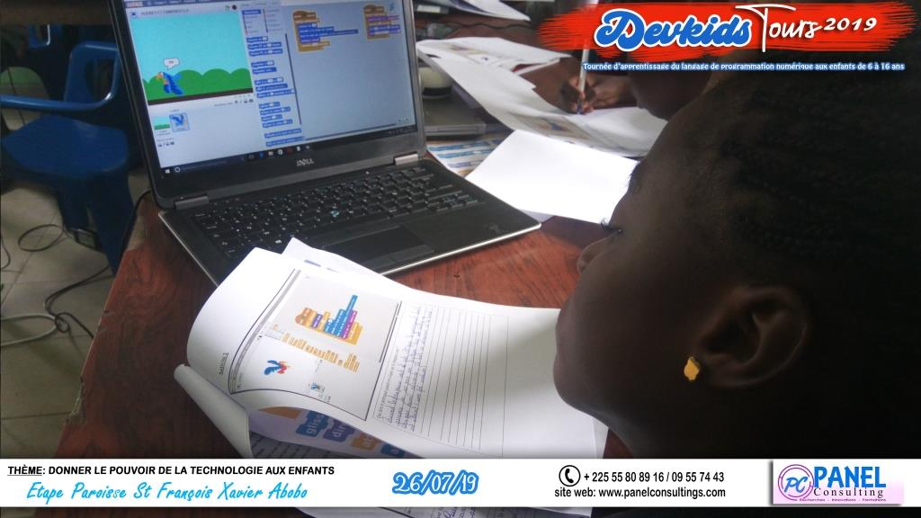Devkids-codage abobo St Francois Xavier-panel-consulting 116-2019
